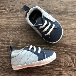 Carters 0-3 Month Baby Tennis Shoes